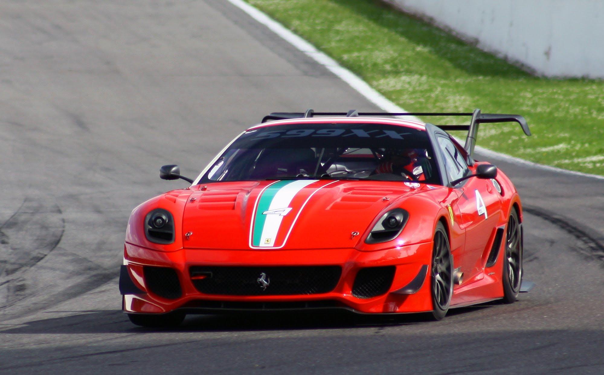 Ferrari 599xx wallpapers, Vehicles, HQ Ferrari 599xx ...