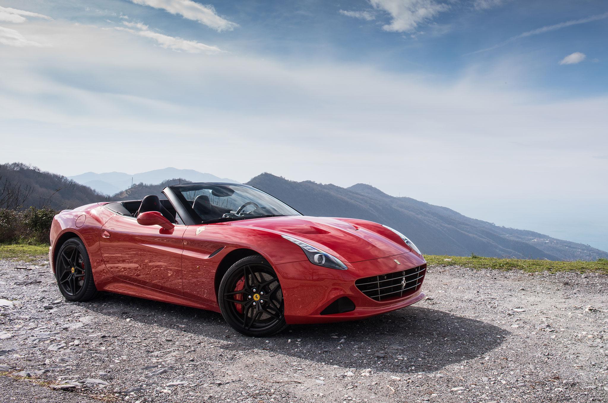 Ferrari California T Wallpapers Vehicles Hq Ferrari California T Pictures 4k Wallpapers 2019