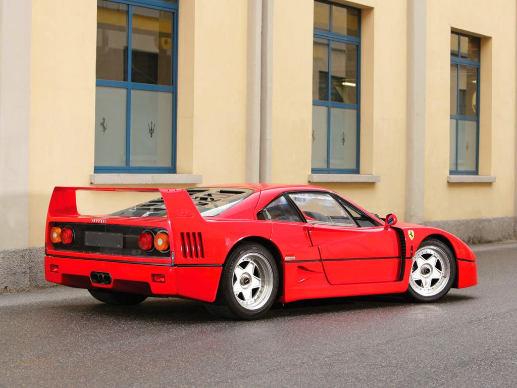 Ferrari F40 Wallpapers Vehicles Hq Ferrari F40 Pictures 4k Wallpapers 2019