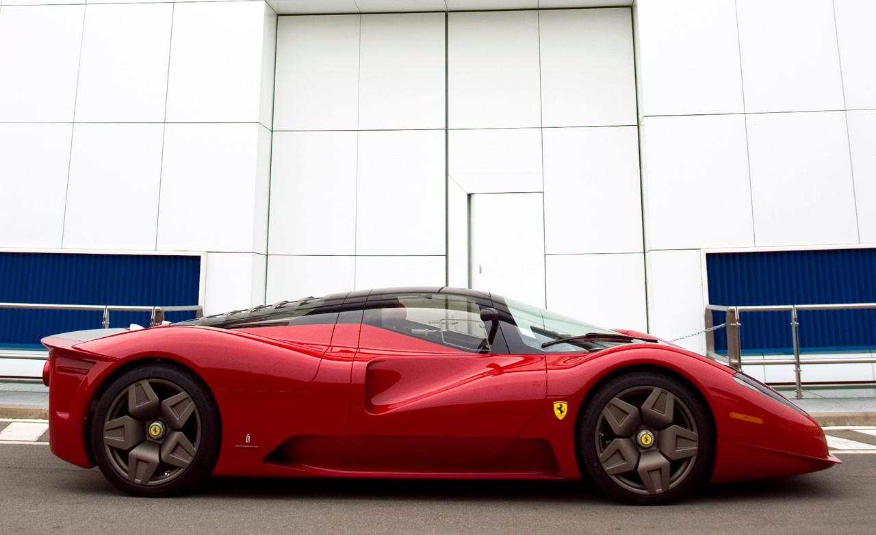 Ferrari Pininfarina P4 5 Concept Wallpapers Vehicles Hq