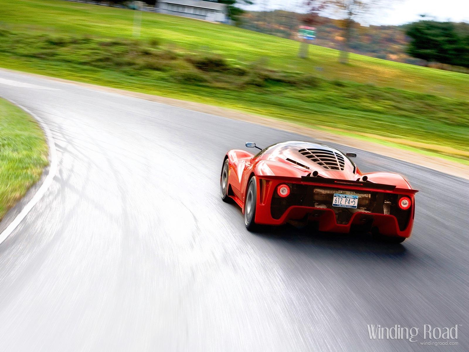Most Viewed Ferrari Pininfarina P4 5 Concept Wallpapers 4k