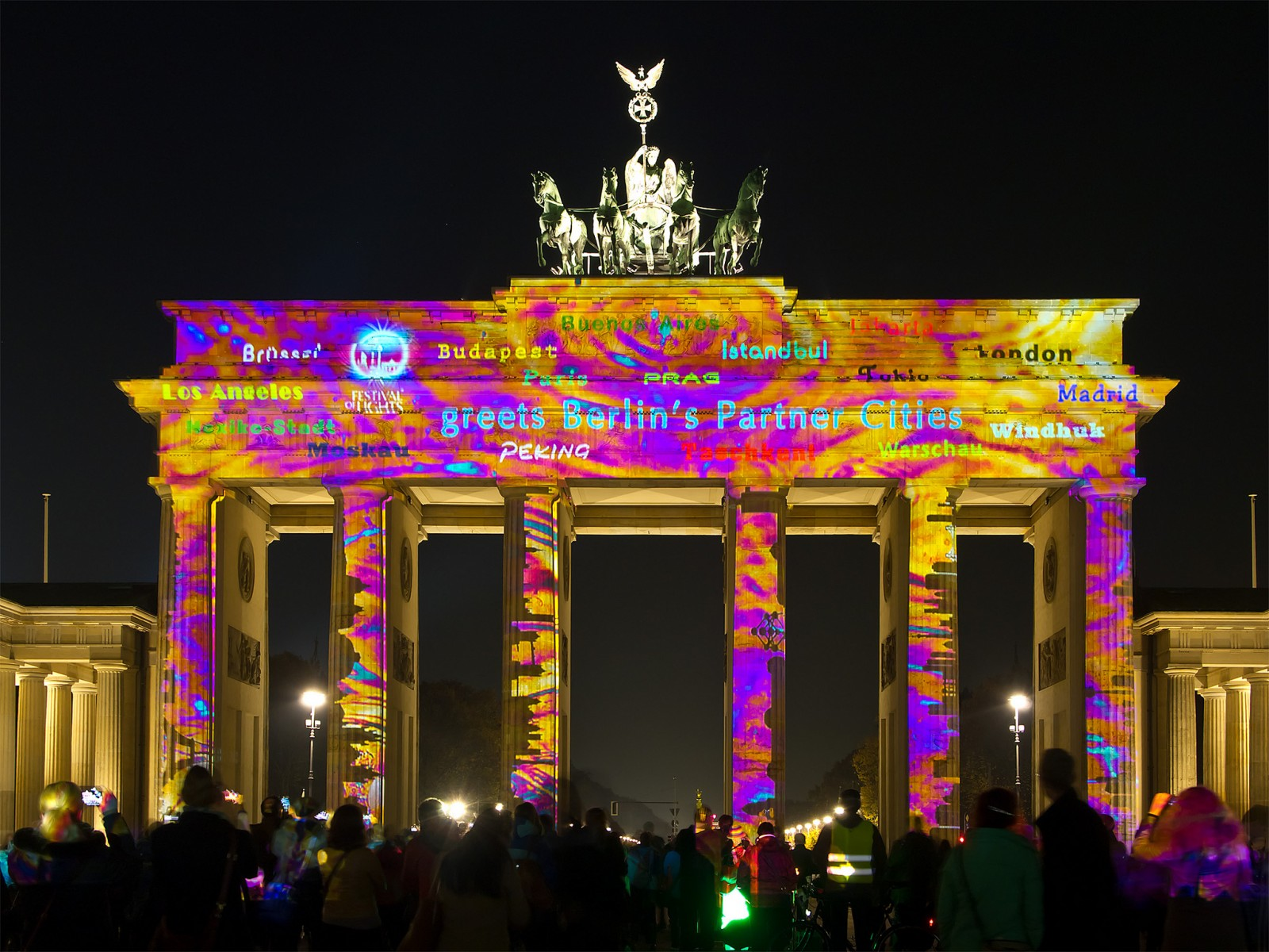 Festival Of Lights - Berlin Backgrounds, Compatible - PC, Mobile, Gadgets| 1600x1200 px
