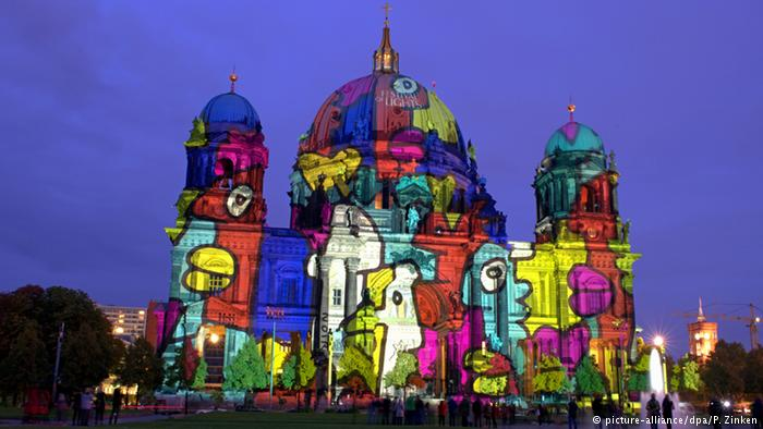 Festival Of Lights - Berlin Backgrounds, Compatible - PC, Mobile, Gadgets| 700x394 px