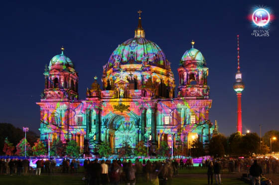 Festival Of Lights - Berlin Backgrounds, Compatible - PC, Mobile, Gadgets| 560x371 px