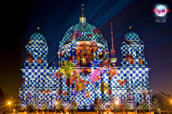 Festival Of Lights - Berlin Pics, Artistic Collection