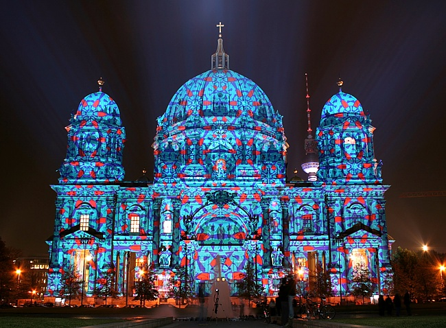 Festival Of Lights - Berlin Backgrounds, Compatible - PC, Mobile, Gadgets| 650x478 px