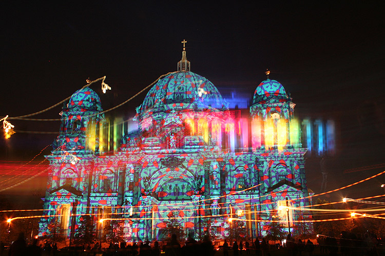 Festival Of Lights - Berlin Backgrounds, Compatible - PC, Mobile, Gadgets| 750x500 px
