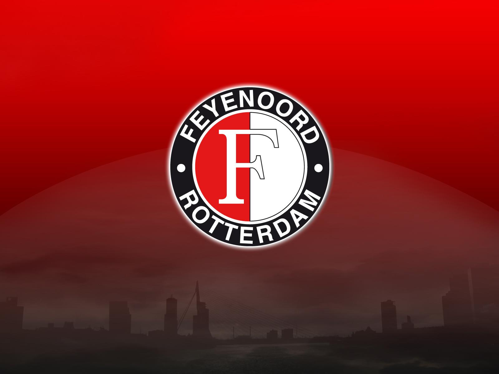 High Resolution Wallpaper | Feyenoord 1600x1200 px