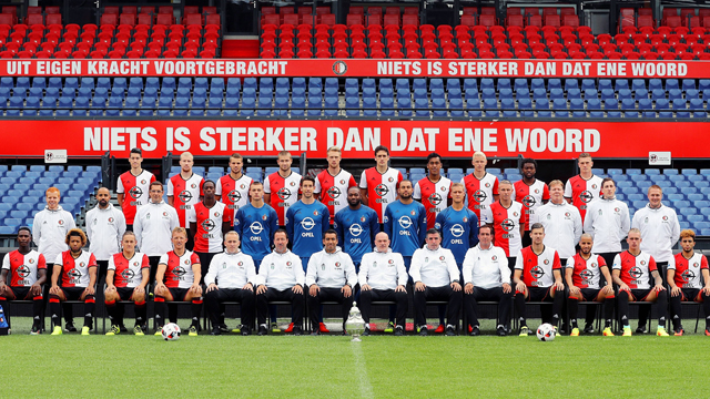 HD Quality Wallpaper | Collection: Sports, 640x360 Feyenoord