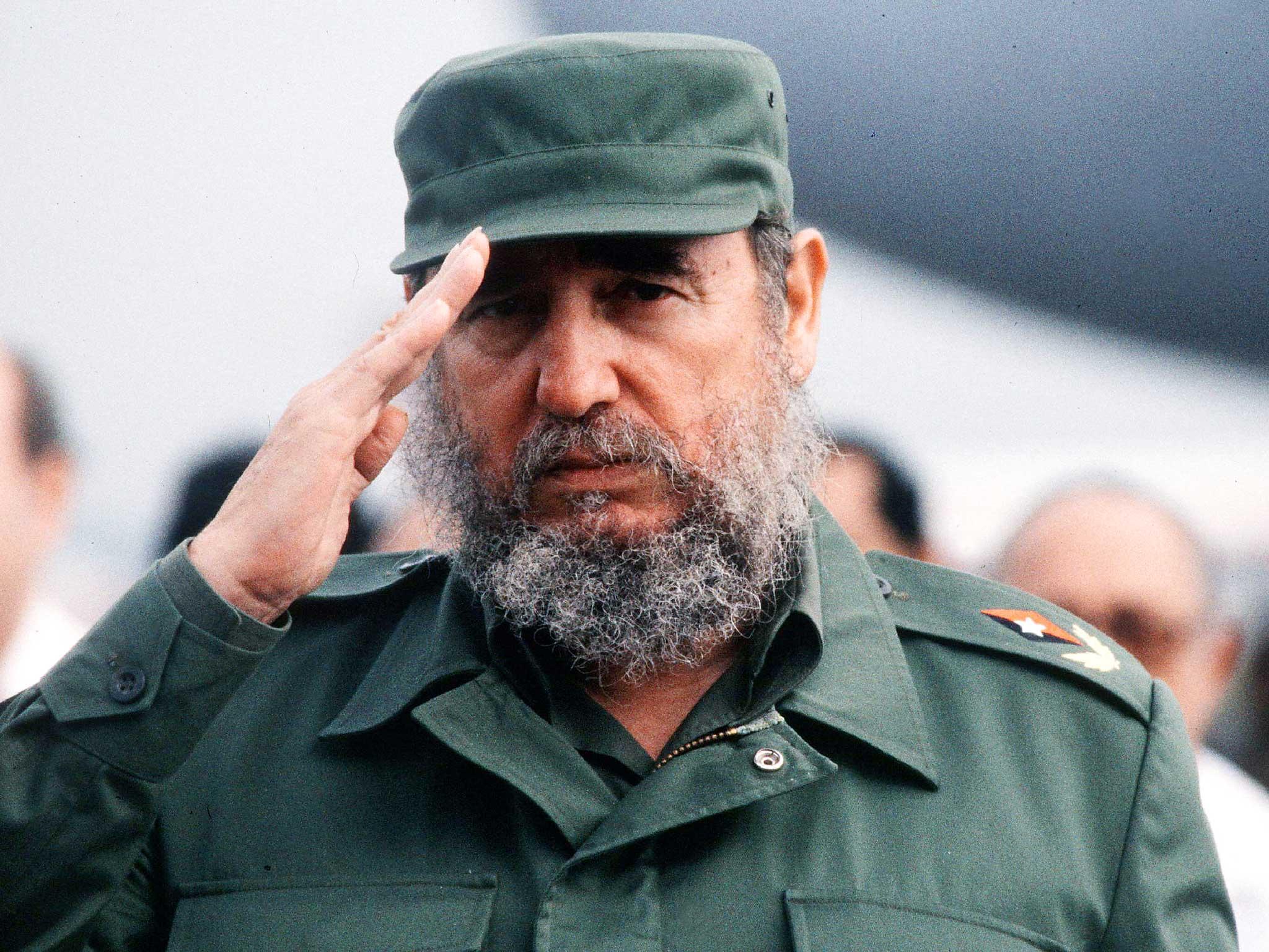 High Resolution Wallpaper | Fidel Castro 2048x1536 px
