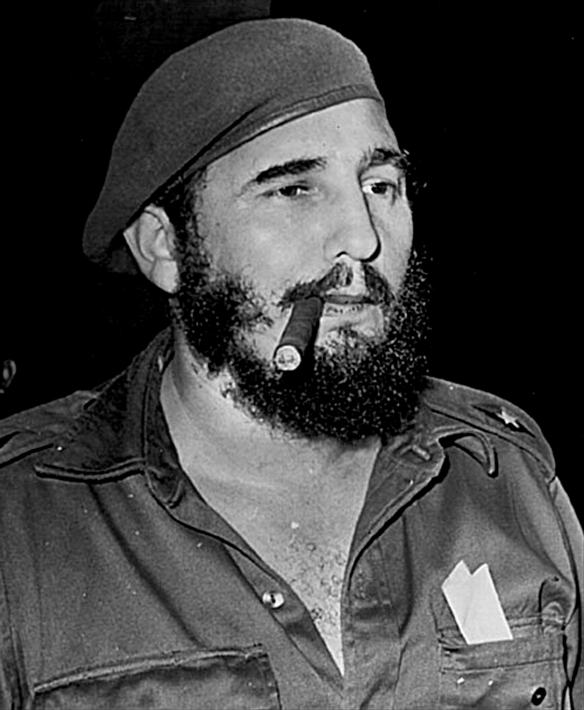 HQ Fidel Castro Wallpapers | File 1526.67Kb