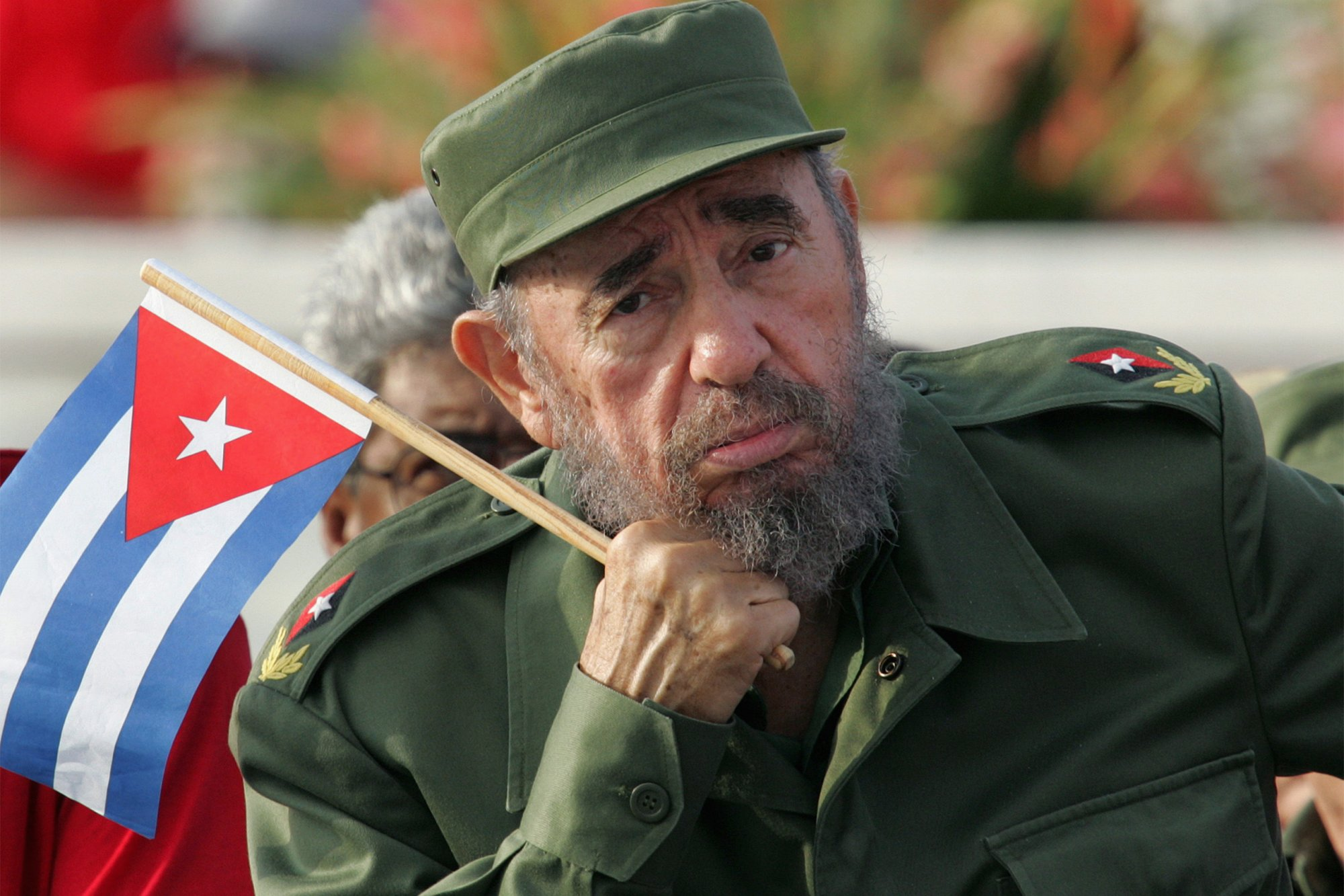 Fidel Castro High Quality Background on Wallpapers Vista