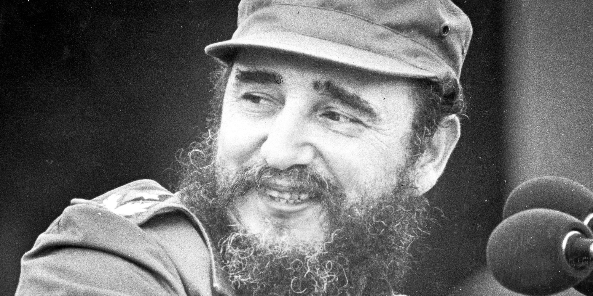 Nice wallpapers Fidel Castro 2000x1000px