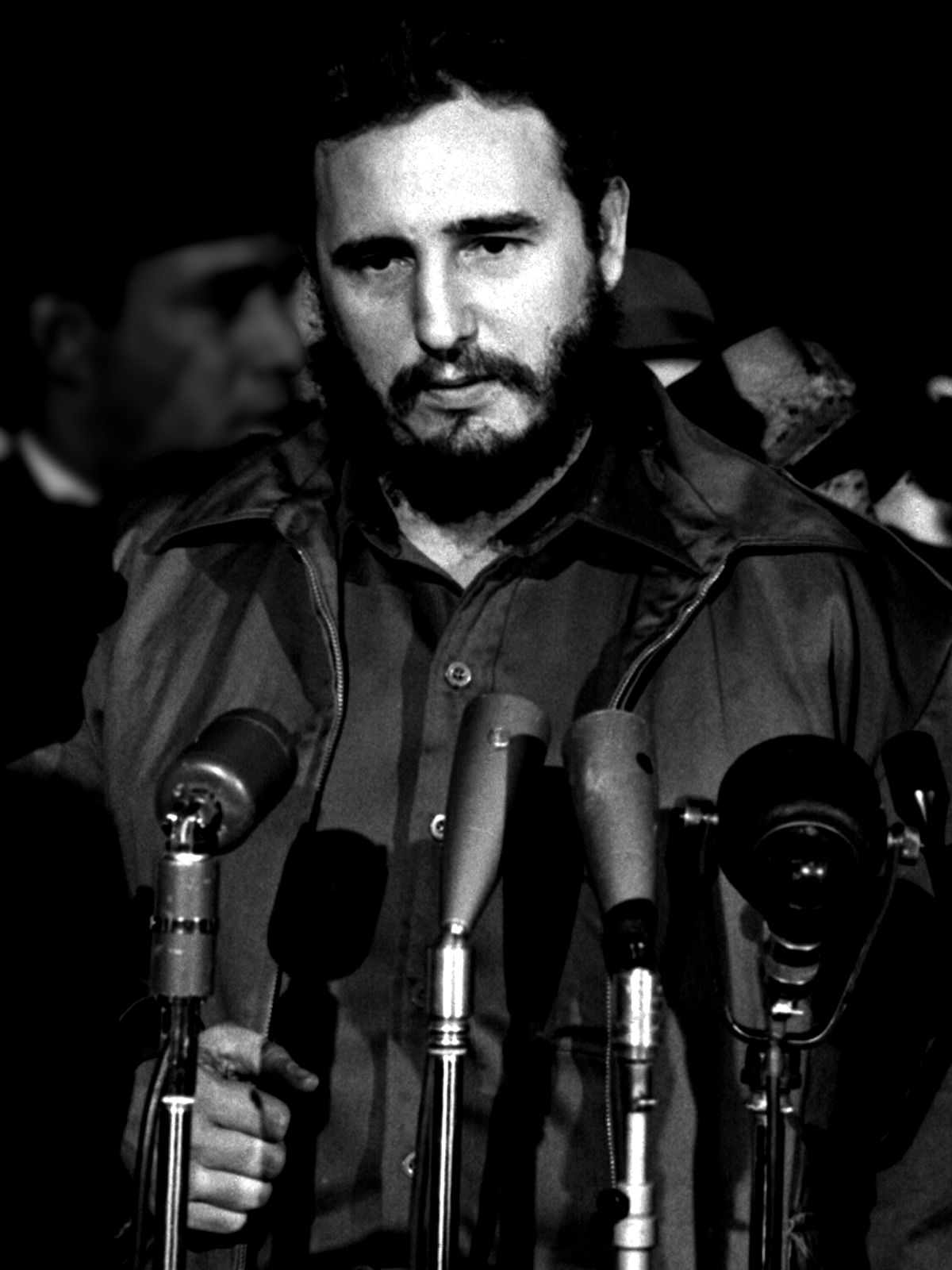 Nice wallpapers Fidel Castro 1200x1600px