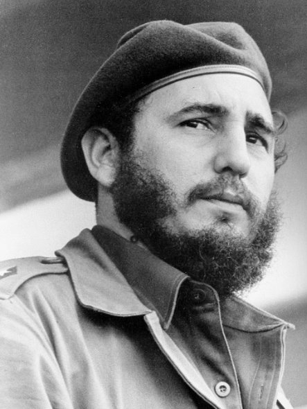 Images of Fidel Castro | 443x590