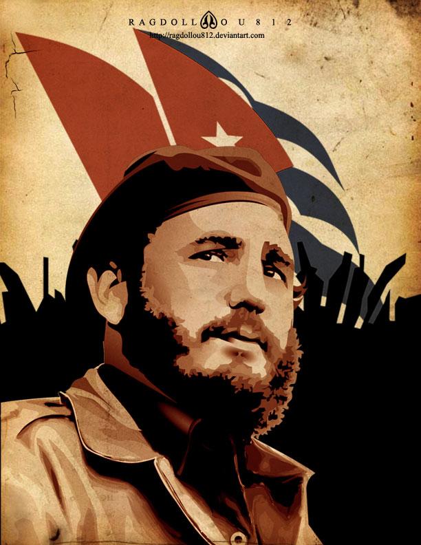 High Resolution Wallpaper | Fidel Castro 612x792 px