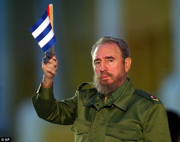 Nice wallpapers Fidel Castro 634x500px