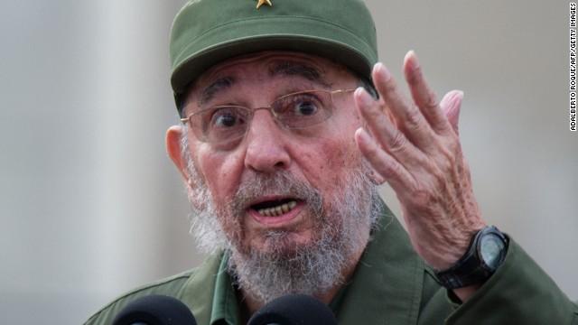 High Resolution Wallpaper | Fidel Castro 640x360 px