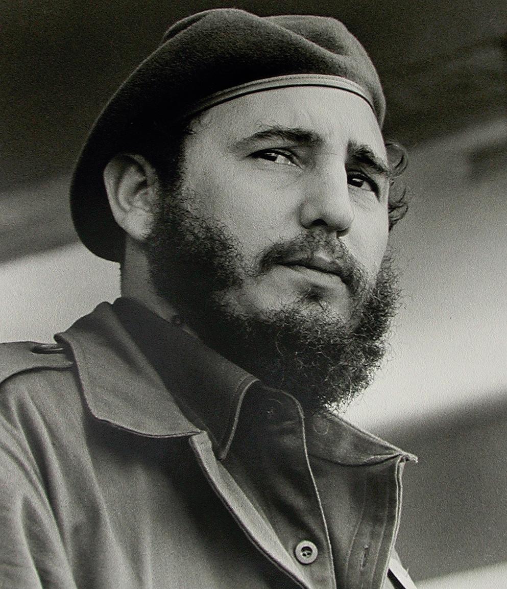 HD Quality Wallpaper | Collection: Men, 993x1153 Fidel Castro