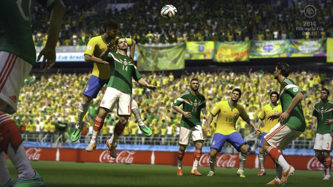 High Resolution Wallpaper | Fifa World Cup Brazil 2014 1280x720 px