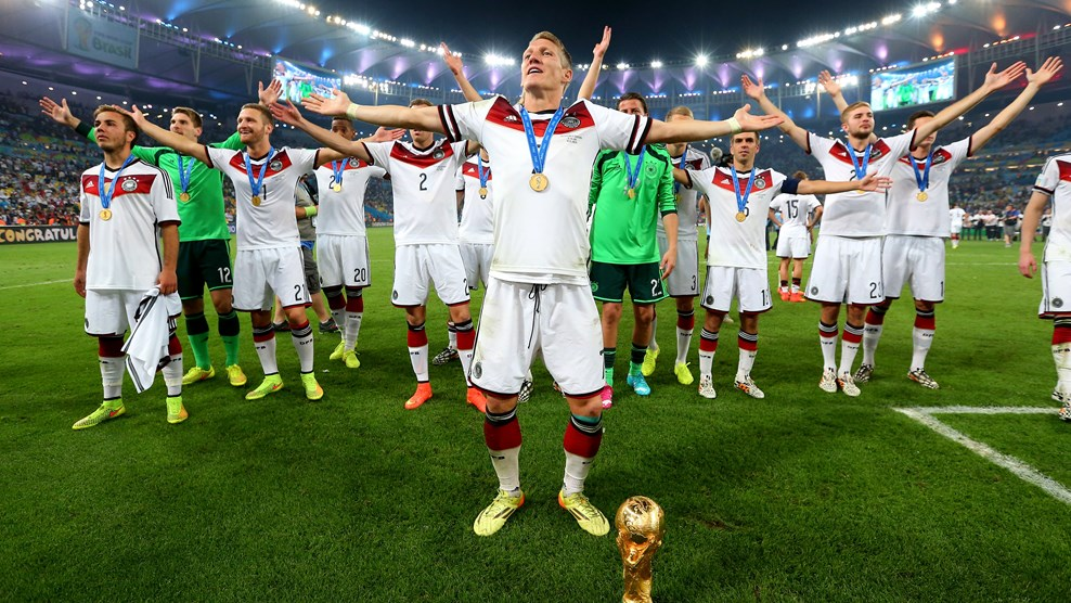 Nice wallpapers Fifa World Cup Brazil 2014 988x556px