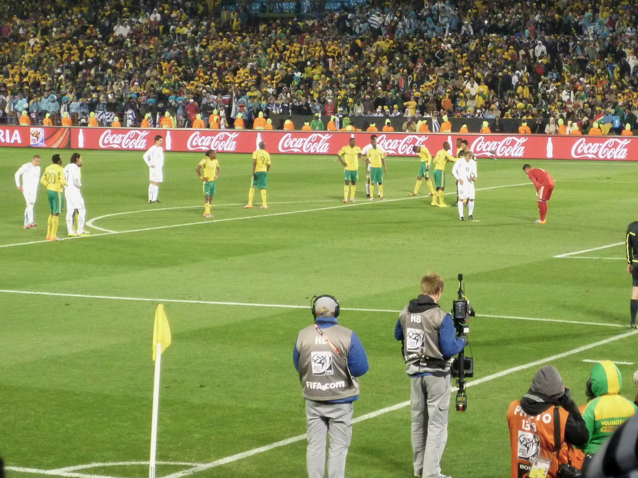 High Resolution Wallpaper   Fifa World Cup South Africa 2010 2048x1535 px
