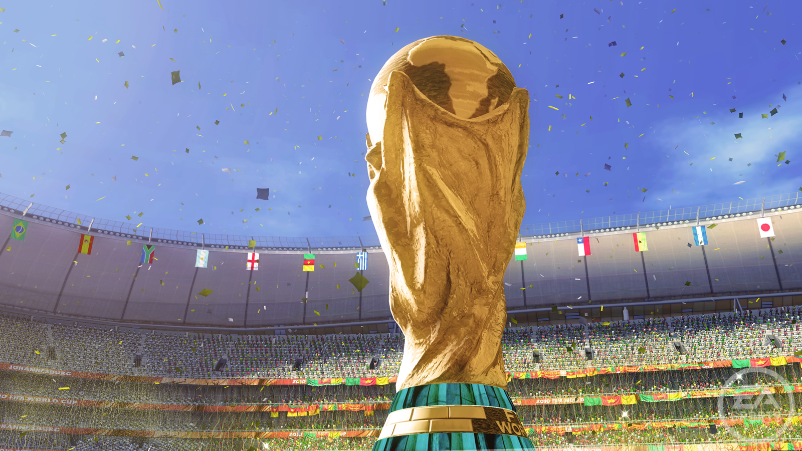 Nice Images Collection: 2010 FIFA World Cup South Africa Desktop Wallpapers