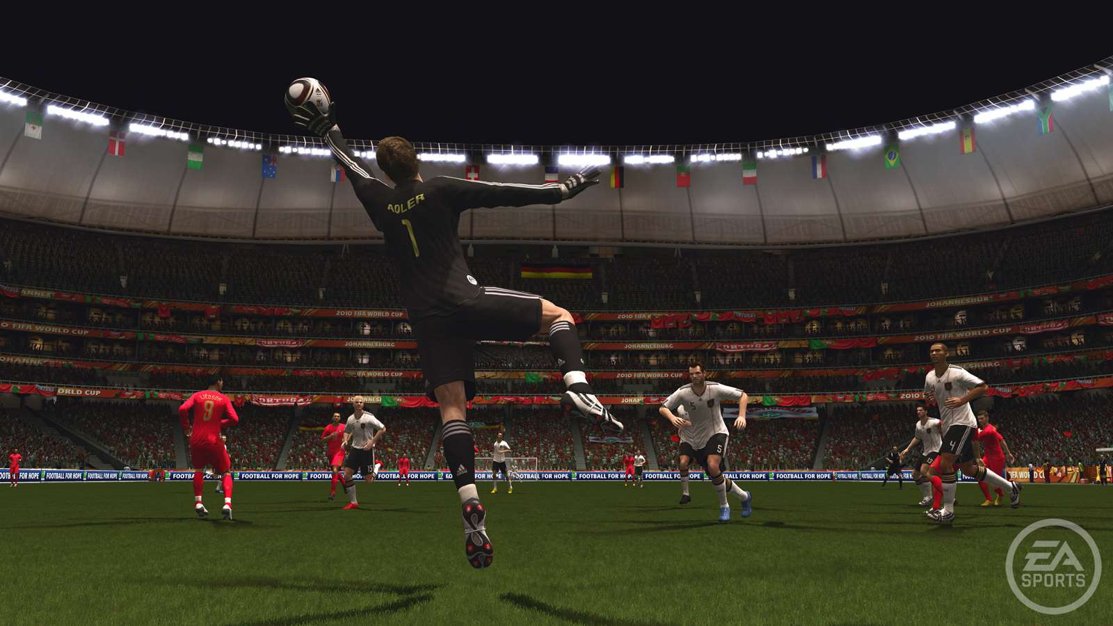 Fifa World Cup South Africa 2010 High Quality Background on Wallpapers Vista