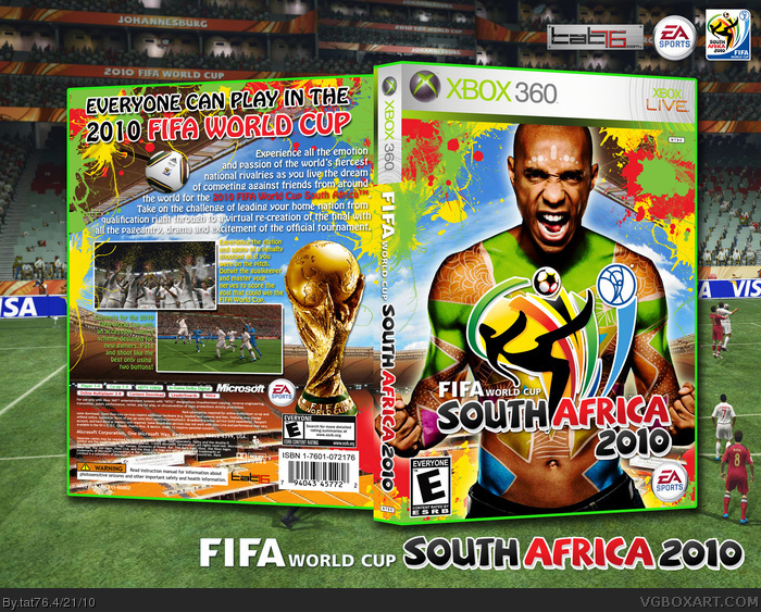 HQ Fifa World Cup South Africa 2010 Wallpapers   File 402.04Kb