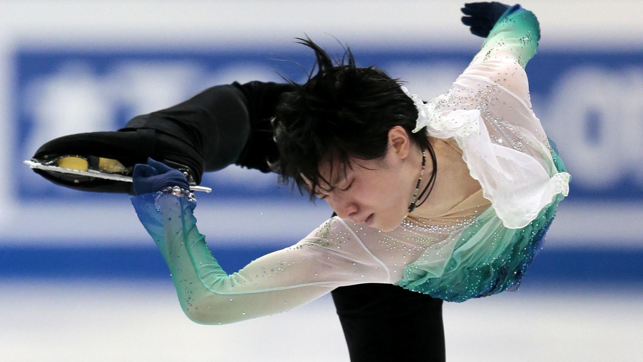HQ Figure Skating Wallpapers | File 441.09Kb