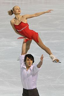 Nice Images Collection: Figure Skating Desktop Wallpapers