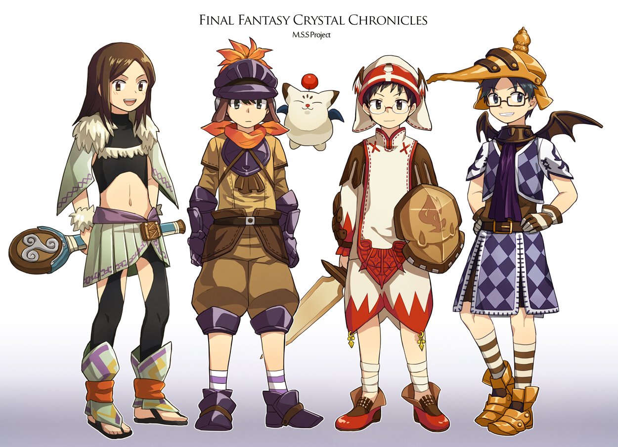 Most Viewed Final Fantasy Crystal Chronicles Wallpapers 4k