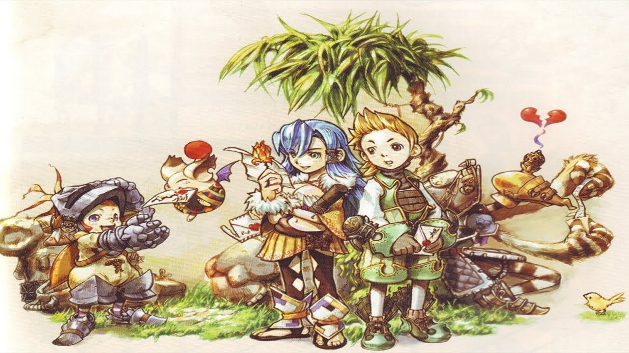 Final Fantasy Crystal Chronicles Wallpapers Video Game Hq Final