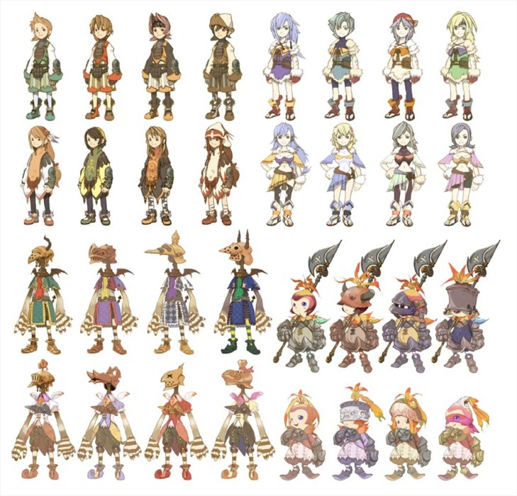 Final Fantasy Crystal Chronicles wallpapers, Video Game ...