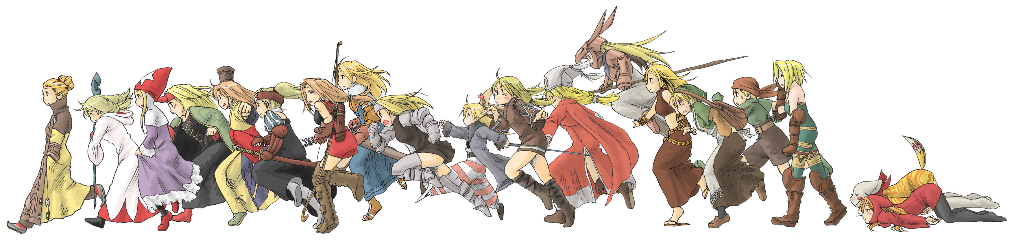 Final Fantasy Tactics Wallpapers Video Game Hq Final Fantasy