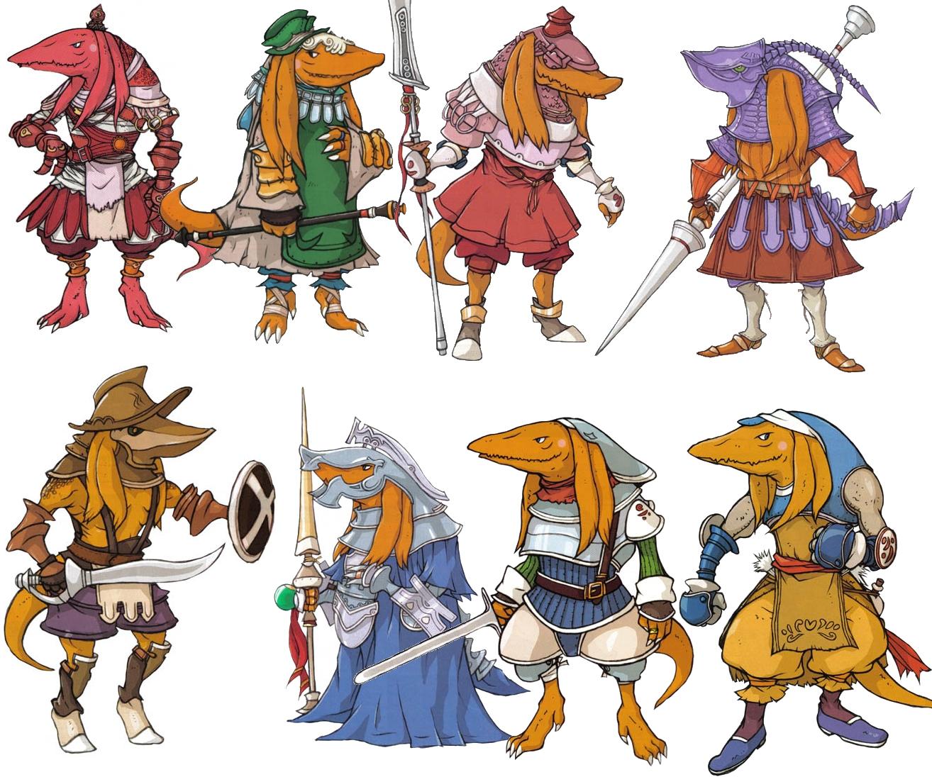 Final Fantasy Tactics Advance Wallpapers Video Game Hq Final Fantasy Tactics Advance Pictures 4k Wallpapers 2019