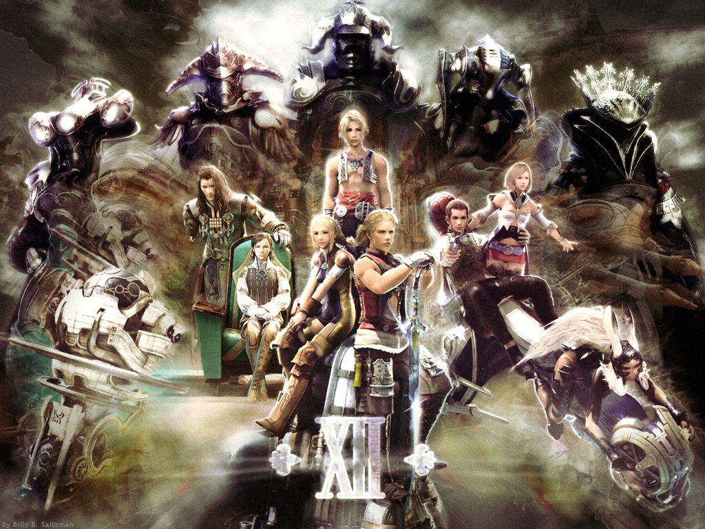 Final Fantasy Xii Wallpapers Video Game Hq Final Fantasy Xii