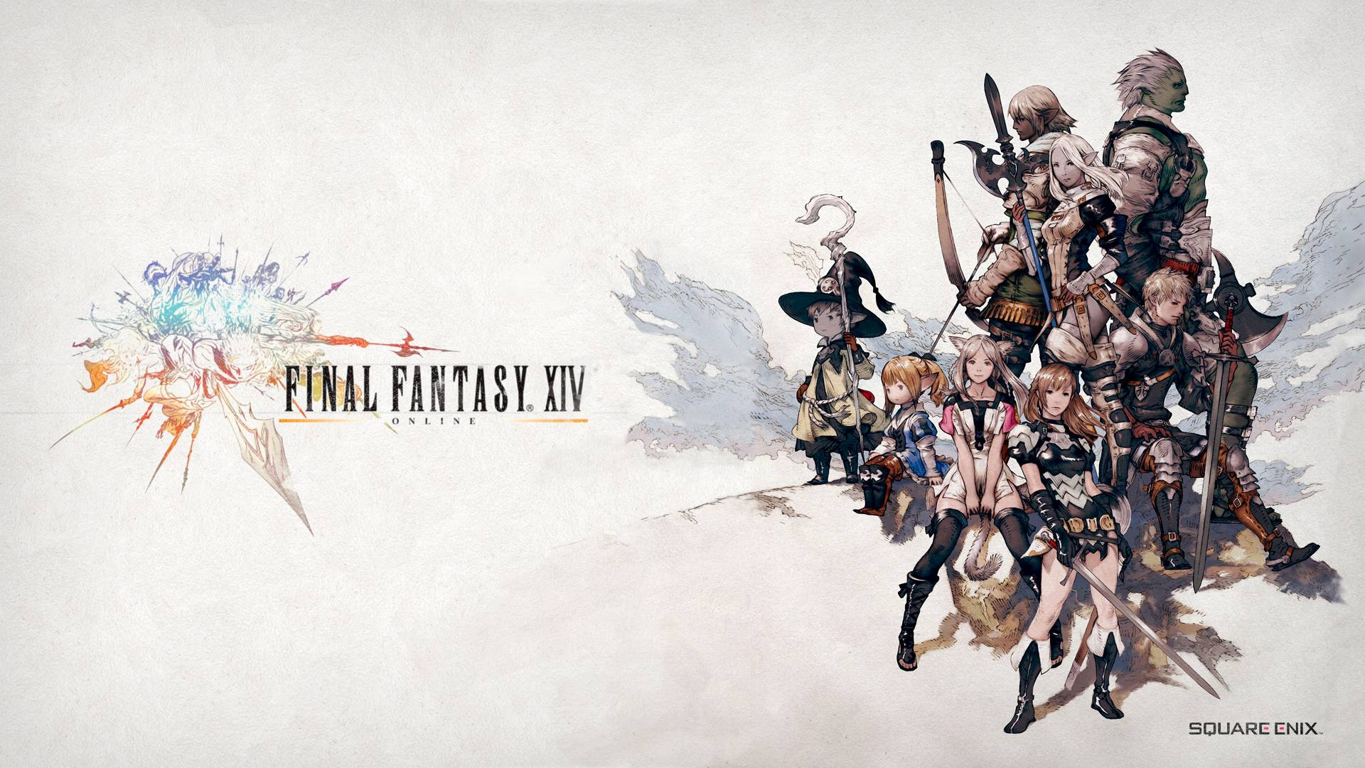 Amazing Final Fantasy XIV Pictures & Backgrounds