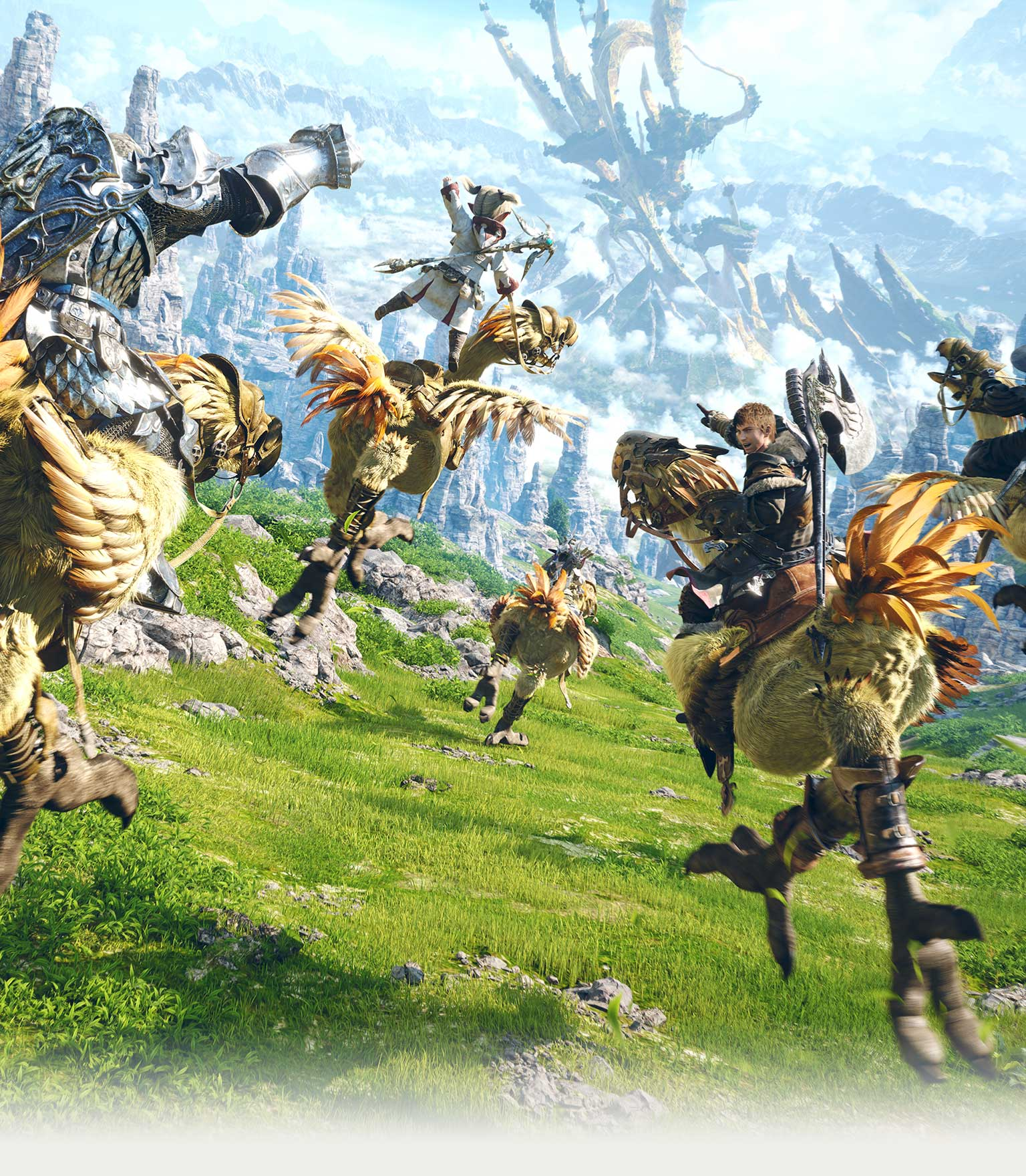 1536x1760 > Final Fantasy XIV Wallpapers