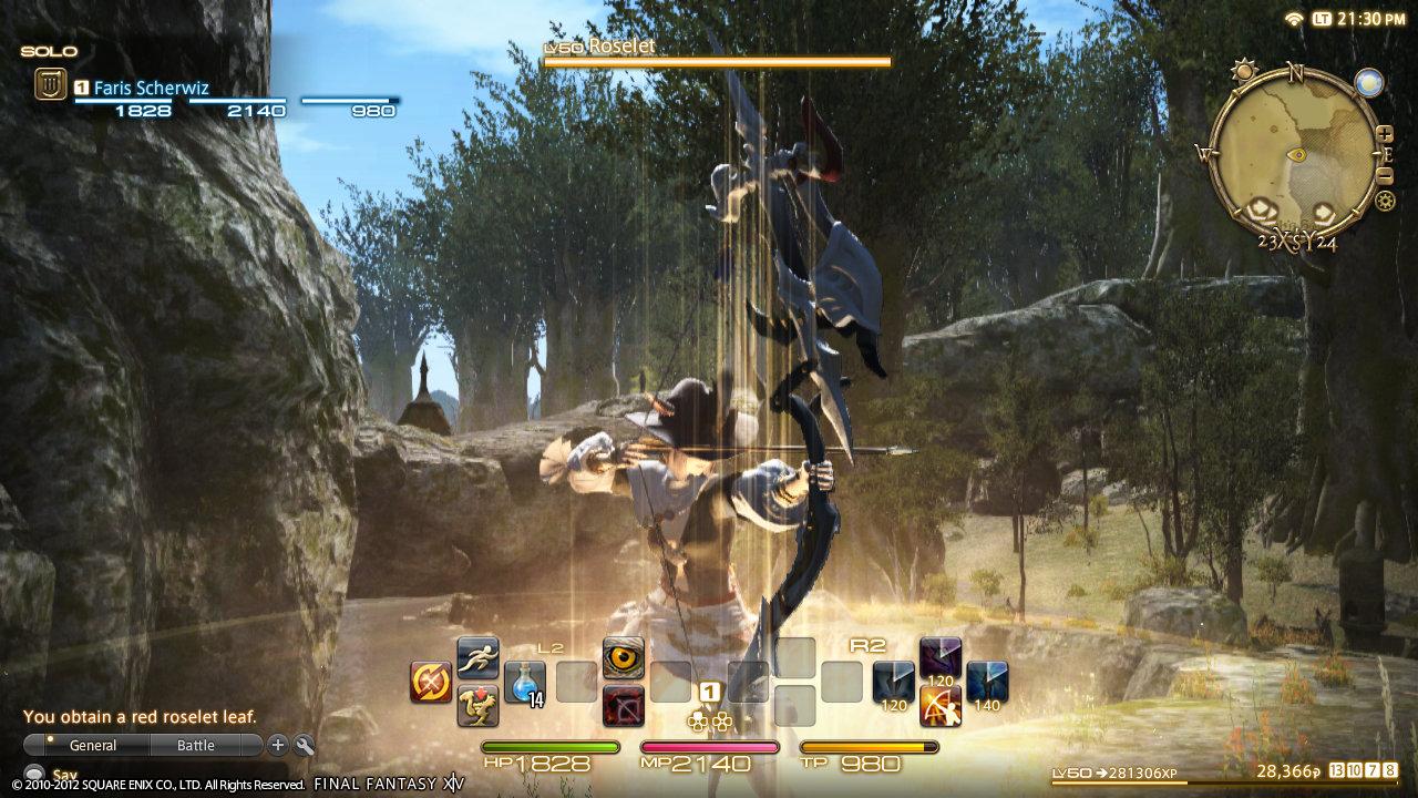 HQ Final Fantasy XIV Wallpapers | File 263.14Kb