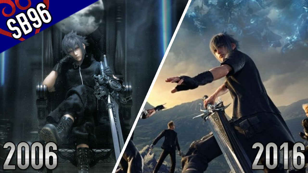 Final Fantasy Xv Wallpapers Video Game Hq Final Fantasy Xv