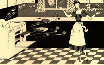 350x219 > Finding Betty Crocker: The Secret Life Of America's First La Wallpapers