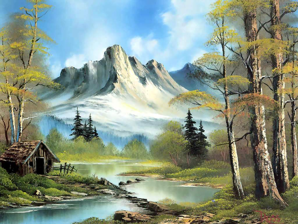 Amazing Fine art paintings wallpapers Pictures & Backgrounds