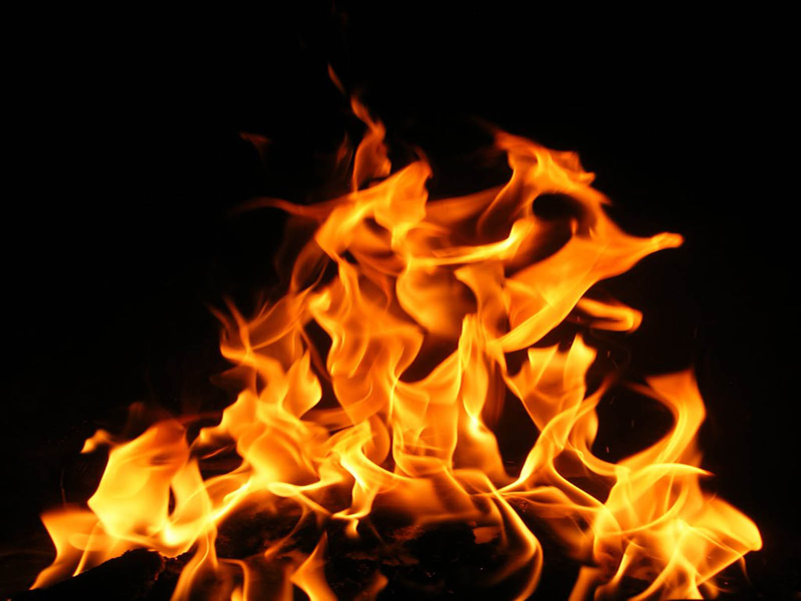 Fire Backgrounds on Wallpapers Vista