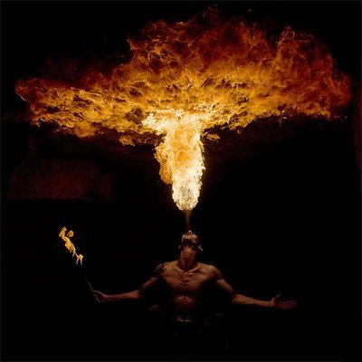 Fire Breather Pics, Men Collection