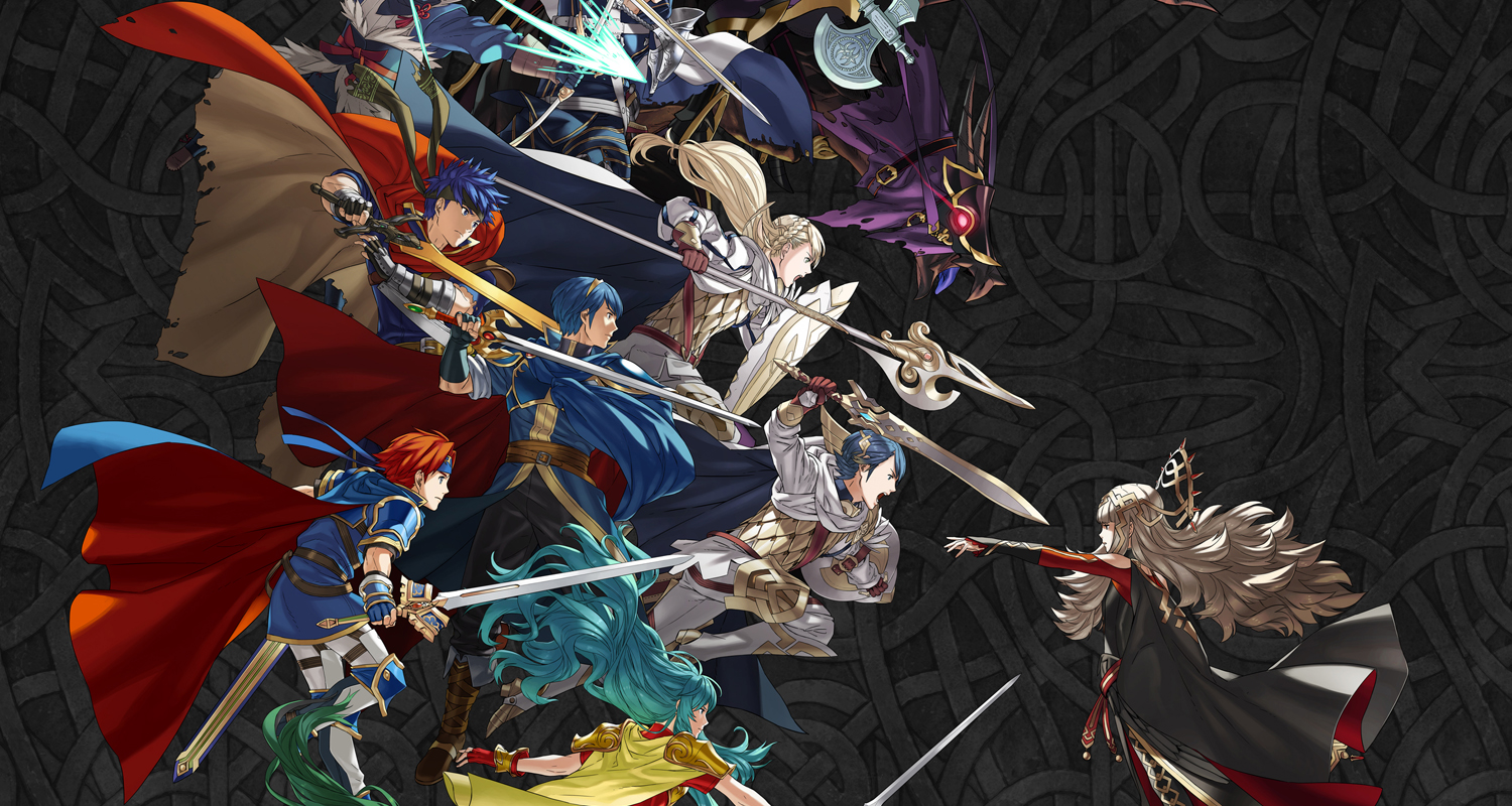 Most Viewed Fire Emblem Heroes Wallpapers 4k Wallpapers