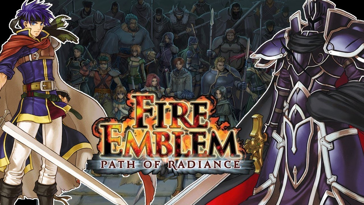 Fire Emblem Path Of Radiance Wallpapers Video Game Hq Fire