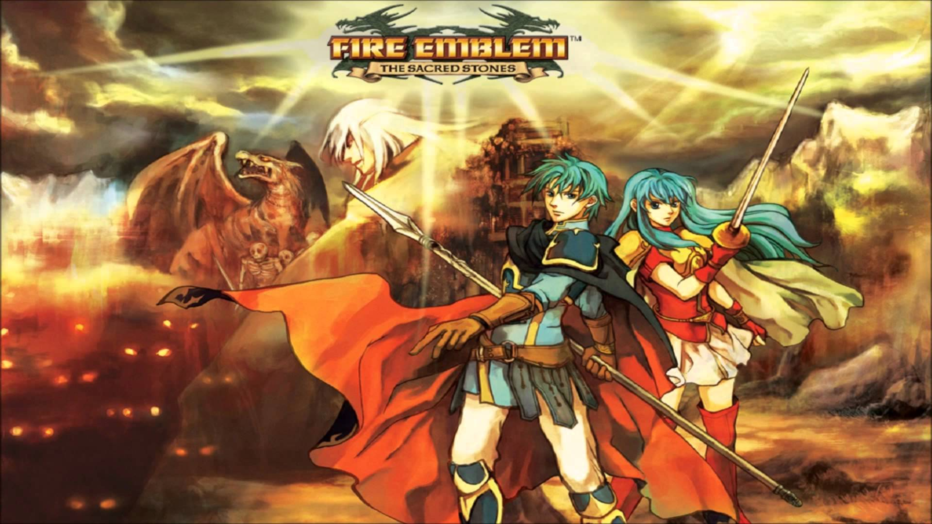 1920x1080 > Fire Emblem: The Sacred Stones Wallpapers