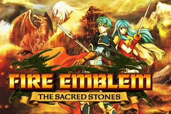 High Resolution Wallpaper | Fire Emblem: The Sacred Stones 350x233 px