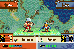 Images of Fire Emblem: The Sacred Stones | 240x159